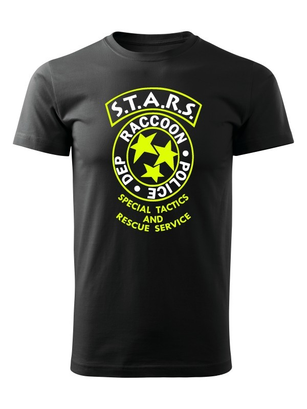 Tričko S.T.A.R.S. R.P.D. Big Badge