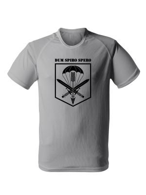 AKCE Funkční tričko CAF 601. SKSS Dum Spiro Spero - šedé, S