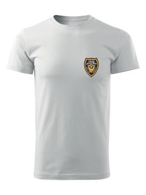 AKCE Tričko GTA Police Department City of Liberty - bílé, L