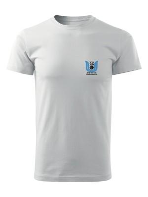 AKCE Tričko United Krav Maga SIMPLE - bílé, XXL