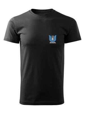 AKCE Tričko United Krav Maga SIMPLE - černé, L