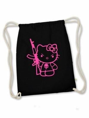 Batoh Hello Kitty Punisher Kalashnikov