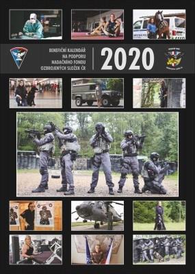 BENEFIČNÍ KALENDÁŘ NA PODPORU NFOS 2020