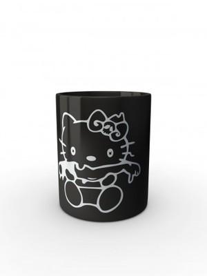 Černý hrnek Hello Kitty Yummy Yummy