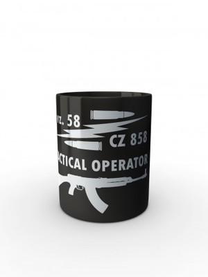 Černý hrnek vz. 58 CZ 858 Tactical Operator