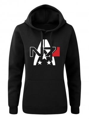 Dámská mikina s kapucí N7 Alliance Military