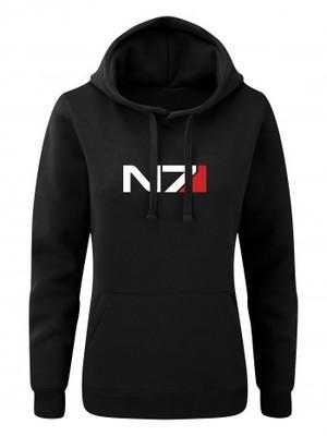Dámská mikina s kapucí N7