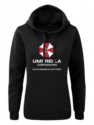 Dámská mikina s kapucí Umbrella Corporation