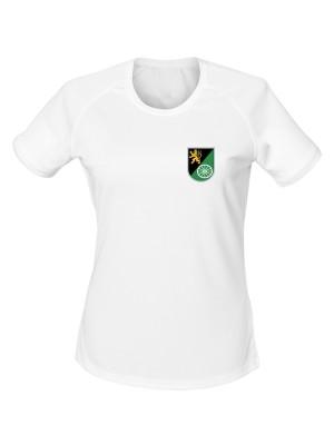 Dámské funkční tričko 143. zásobovací prapor (Lipník nad Bečvou)