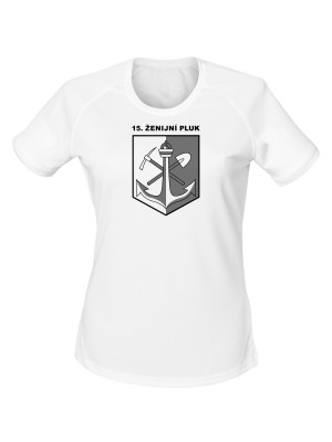 Dámské funkční tričko 15. ženijní pluk