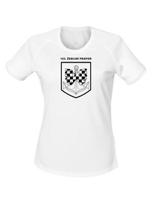 Dámské funkční tričko 153. ženijní prapor