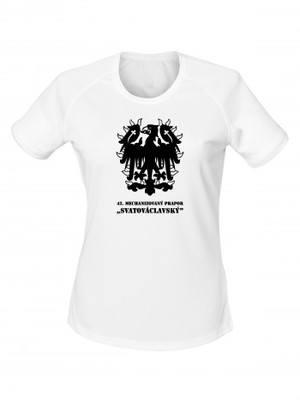 Dámské funkční tričko 42. MECHANIZOVANÝ PRAPOR