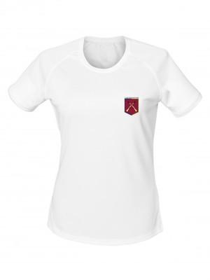 Dámské funkční tričko 44. lehký motorizovaný prapor SIMPLE
