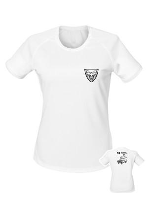 Dámské funkční tričko 53. pluk průzkumu a elektronického boje - DEFENDER