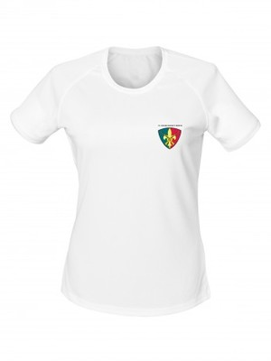 Dámské funkční tričko 72. mechanizovaný prapor Simple