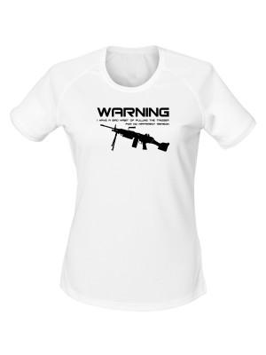 Dámské funkční tričko BAD HABIT M249
