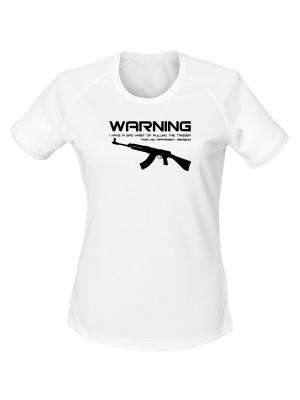 Dámské funkční tričko BAD HABIT SA58