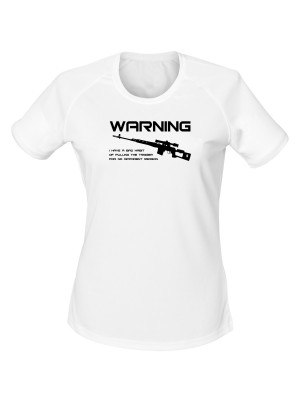 Dámské funkční tričko BAD HABIT SVD Dragunov
