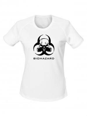 Dámské funkční tričko Biohazard