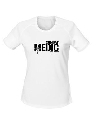 Dámské funkční tričko Combat Medic - GOES TO PPVB