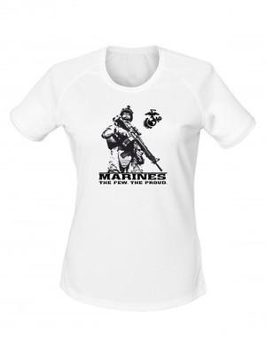 Dámské funkční tričko EGA Marines The Few The Proud 2