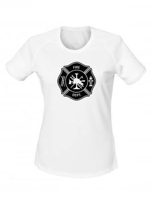 Dámské funkční tričko FIRE DEPT