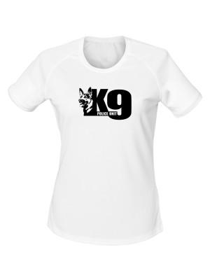 Dámské funkční tričko K9 Police Unit