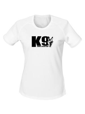 Dámské funkční tričko K9 Search and Rescue team
