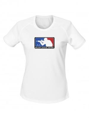 Dámské funkční tričko Major League Infidel
