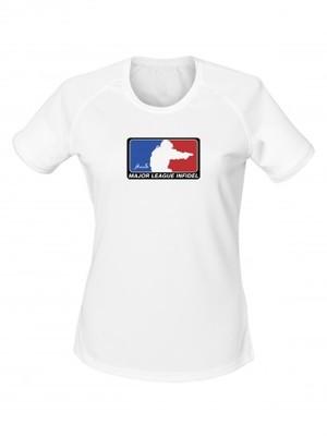 Dámské funkční tričko Major League Pistol