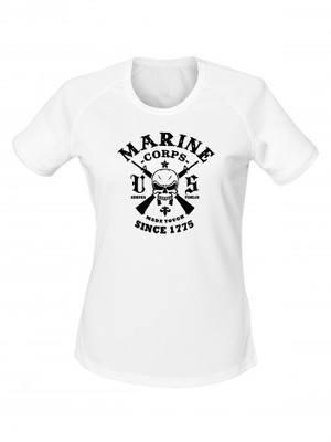Dámské funkční tričko Marine Corps Made Tough