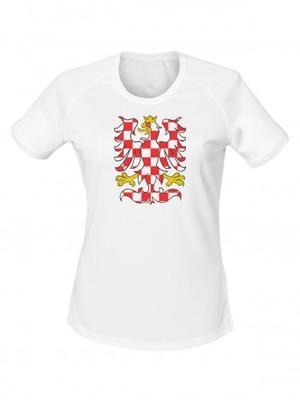 Dámské funkční tričko MORAVSKÁ ORLICE