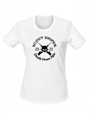 Dámské funkční tričko Scout Sniper
