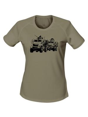 Dámské funkční triko MRAP