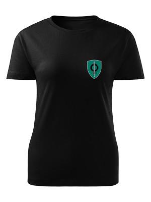 Dámské tričko 141. zásobovací prapor (Pardubice)