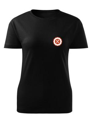 Dámské tričko 142. prapor oprav (Klatovy)