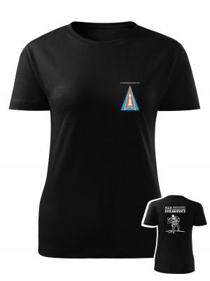 Dámské tričko 252. protiletadlový raketový oddíl - RBS-70