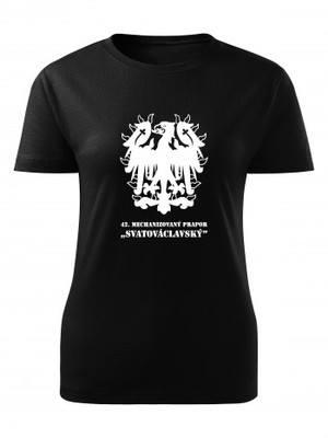 Dámské tričko 42. MECHANIZOVANÝ PRAPOR