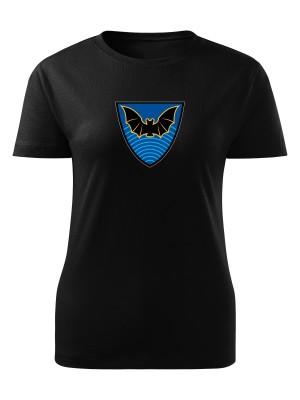 Dámské tričko 53. pluk průzkumu a elektronického boje