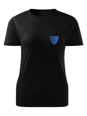 Dámské tričko 532. prapor elektronického boje - SIMPLE