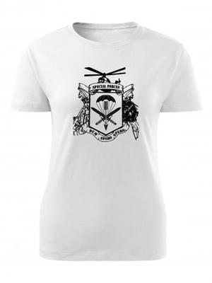 Dámské tričko 601. skupiny speciálních sil
