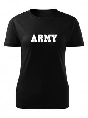 Dámské tričko ARMY