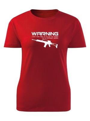 Dámské tričko BAD HABIT G36
