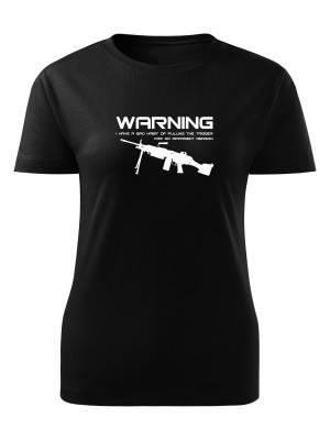 Dámské tričko BAD HABIT M249