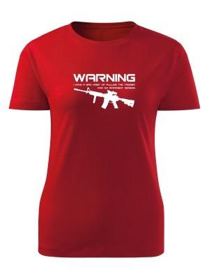 Dámské tričko BAD HABIT M4