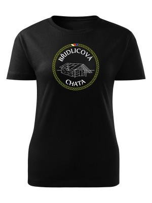 Dámské tričko Břidlicová chata