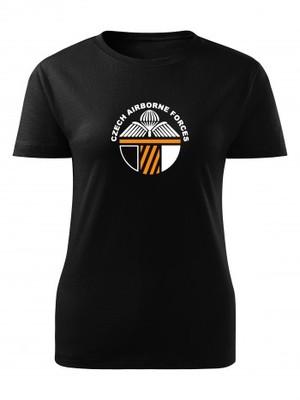 Dámské tričko CAF 43rd Airborne Battalion