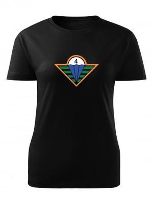 Dámské tričko CAF 4th Rapid Deployment Brigade