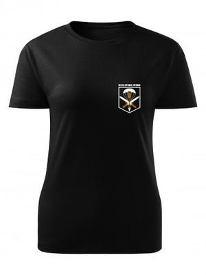 Dámské tričko CAF 601. SKSS Dum Spiro Spero simple