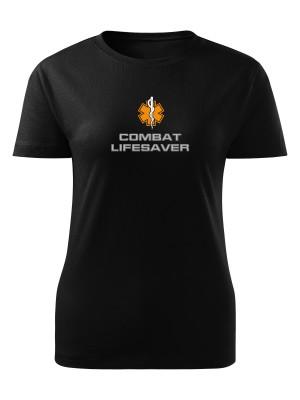 Dámské tričko COMBAT LIFESAVER